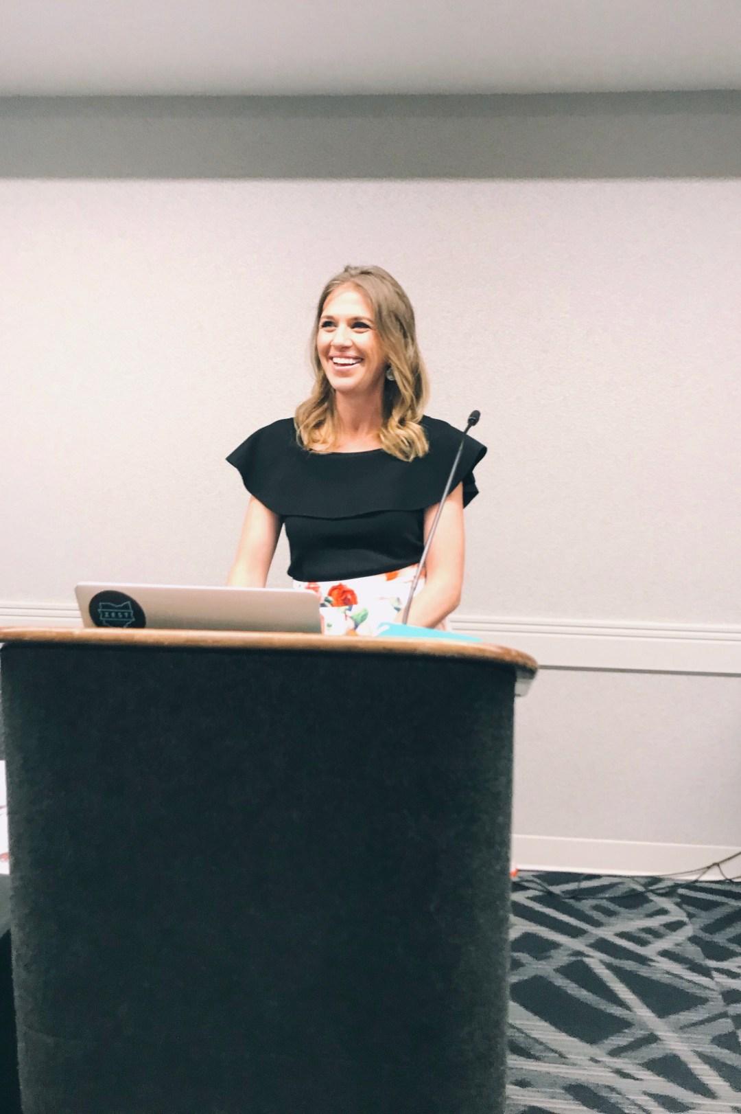 Shanisty Ireland - public speaker