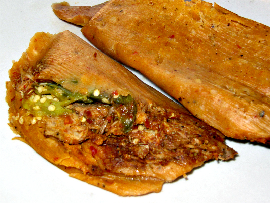 tradition of the tamales Traditional red sauce   for tamales, enchiladas, carne con chile, and more a how to guide to make this mexican traditional sauce.
