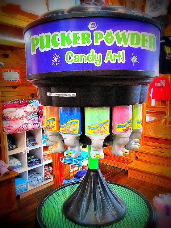 Pucker Power!!!