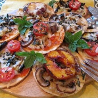 Pizzettas!!!