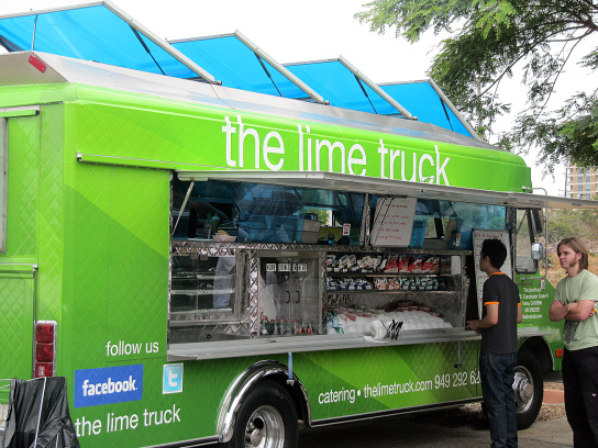 Lime Truck3