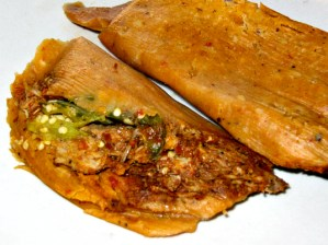 Homemade Mexican Tamales | ShesCookin.com