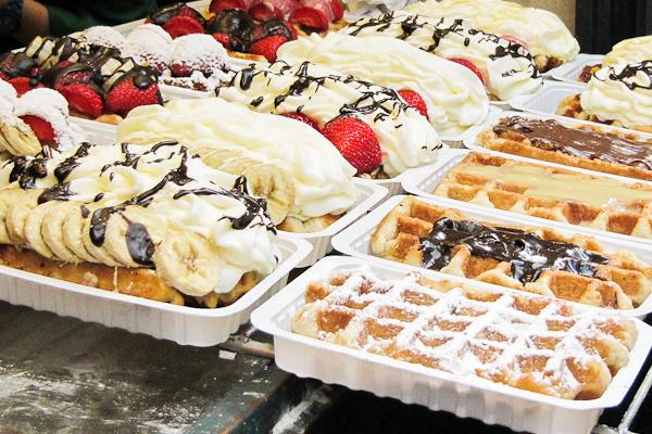 Belgian Waffles, Brussels