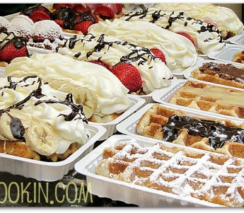 Brussels and Belgian Waffles