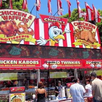 What to Eat at the OC Fair