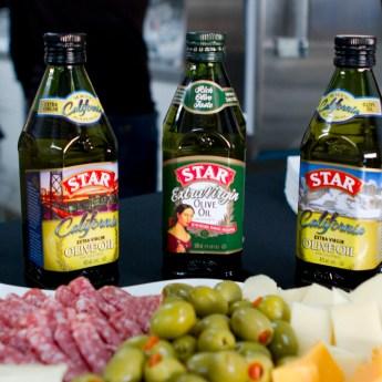 Star Olive Oil Tasting