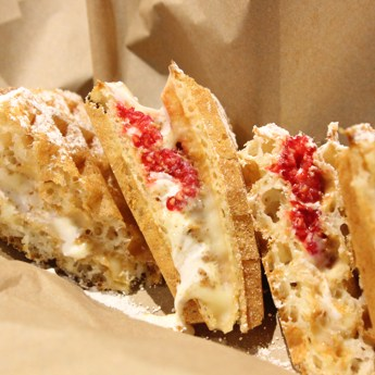 Bruxie: Spreading Waffle Love
