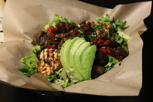Bruxie Salad