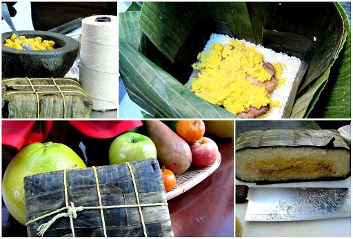 Banh Chung, Tet traditions,