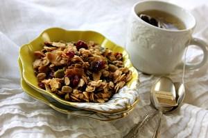 Eleven Madison Park granola recipe