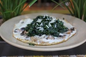 Egg White Omelet, True Food Kitchen