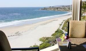 Raya, The Ritz Carlton, ocean view dining