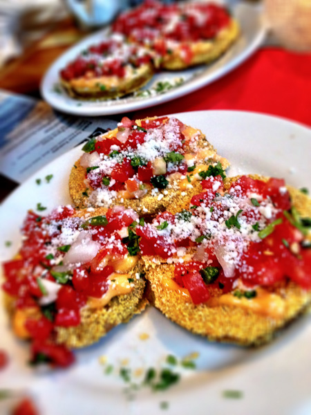 Eat Chow, fried green tomatoes