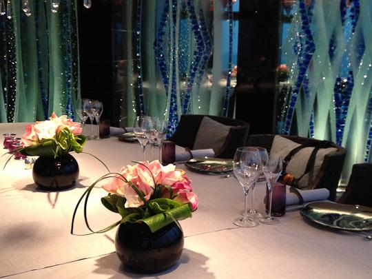 Tosca, Ritz Carlton Hong Kong