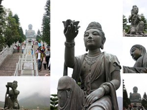 Bodhisatvas, Lantau