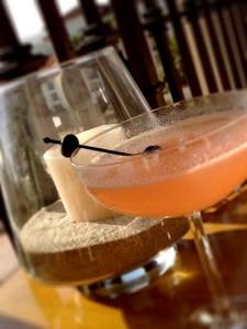 Stonehill Tavern, St. Regis Monarch Beach, seasonal cocktail