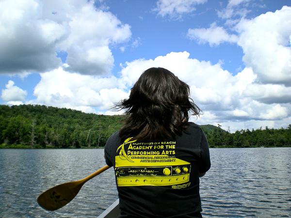 Adirondack Mountains, upstate New York, Big Moose Lake