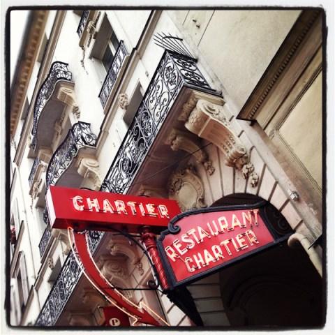 Chartier, Paris, Bouillon Chartier