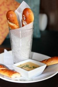 Zimzala, Shorebreak Hotel, homemade pretzels, US Open