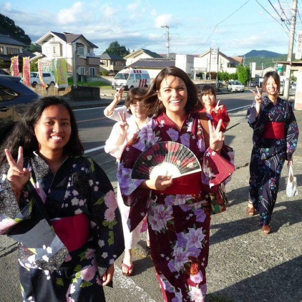 Japan Study Abroad