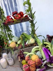 Five Crowns, seasonal menu, organic produce, sustainable farming