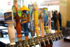 express bar, beer on tap, whole foods newport beach, shescookin.com