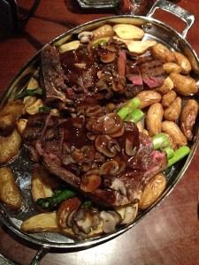 Seasons 52 Piedmonte Steak