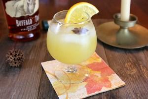 Orange Blossom Special bourbon cocktail| ShesCookin.com