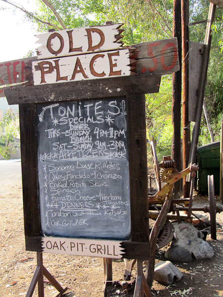 The Old Place, Hollywood history, Malibu, Los Angeles day trips