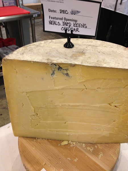 Neal's Yard cheese