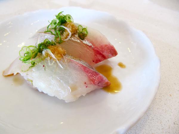 Sushi Noguchi Hamachi | ShesCookin.com