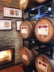 TAPS Fish House and Brewery, TAPS award winning beer, Pappy Van Winkle, Russian Imperial Stout
