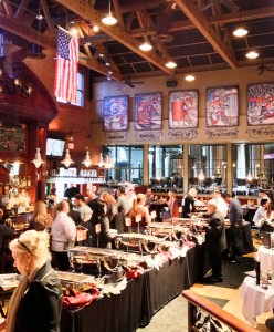 TAPS Fish House & Brewery, TAPS Sunday Brunch
