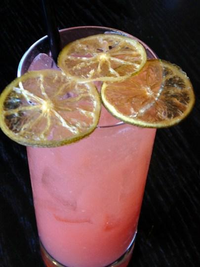 gin cocktails, Charlie Palmer, Charlie Palmer Bloomingdale's