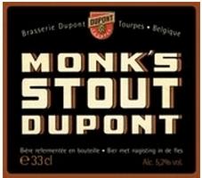 Monk's Stout Dupont image