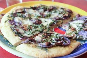 Potato Pizza | ShesCookin.com