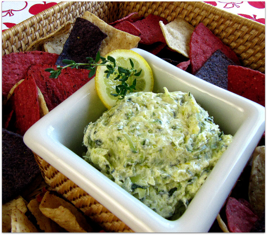 Zucchini-and-Goat-Cheese-Dip-ShesCookin