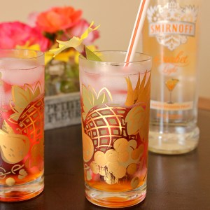 Skinny Cocktails - Passion Tea
