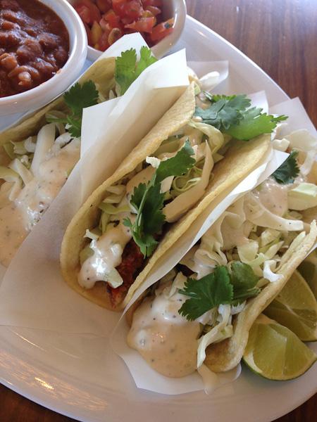 "Veggie Grill ""fish"" tacos -5948"