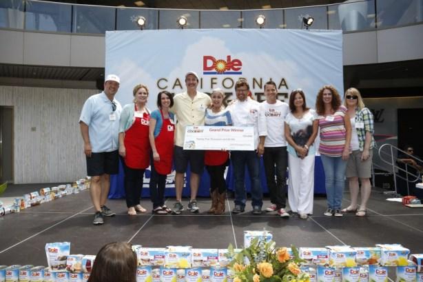 5th Annual DOLE California Cook-Off