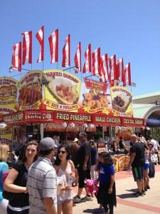 Chicken Charlies, Orange County Fair