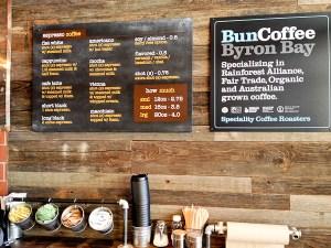 Bun Coffee at Pie-Not