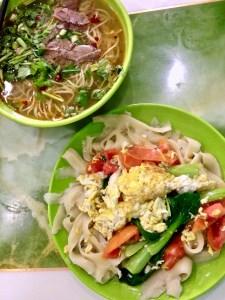 Noodle Food Tour in Shanghai