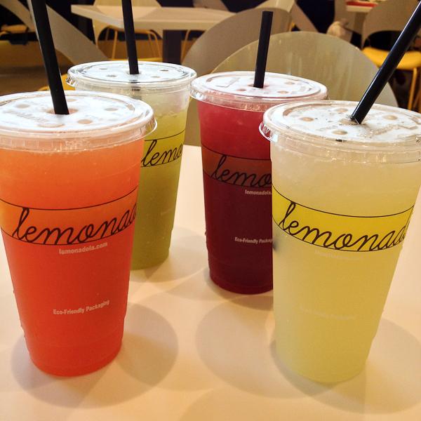 Lemonade, Los Angeles