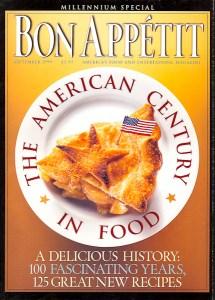 Bon Appetit, The Century in Food