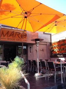 Maro Wood Grill, Laguna Beach dining