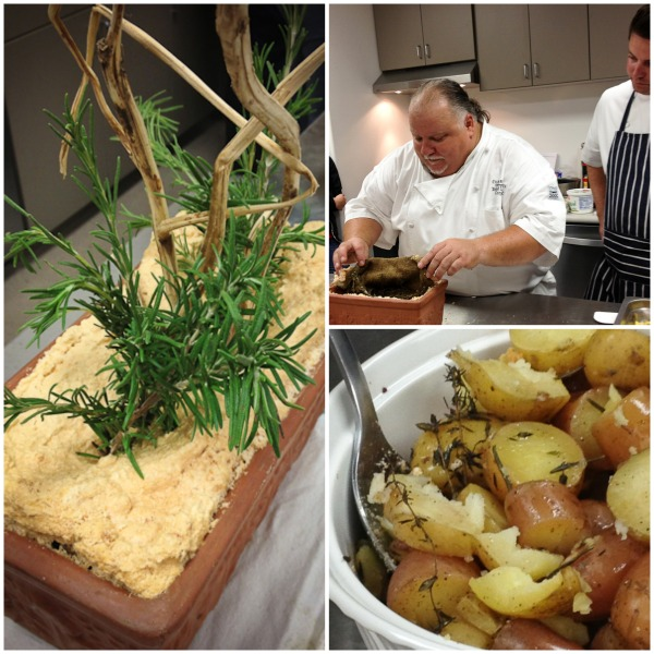 roasted potatoes terroir
