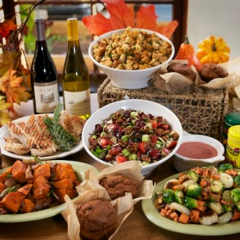 Greenleaf for Healthy Dining and Thanksgiving Catering