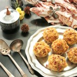 Apple Stuffing Muffins