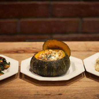 Avanti Cafe's Vegan Thanksgiving